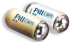 Kapseln är ungefär storleken på en större piller och innehåller en minikamera