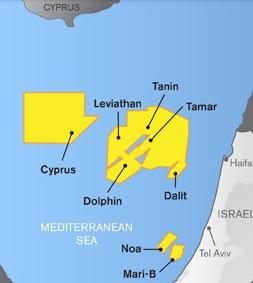 Israeliska licensområden