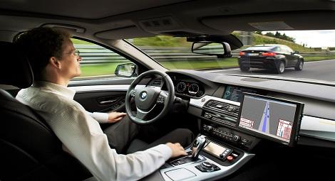 År 2040 finns det bara självkörande bilar i Israel